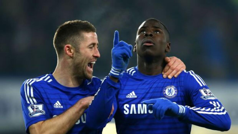 El joven de 20 años ya es una realidad en el Chelsea al ser suplente de...