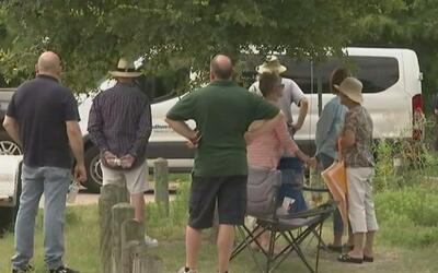 Encuentran el cuerpo del hombre que estaba desaparecido en el Lago White...