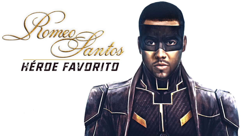 Romeo Santos - Súper Héroe