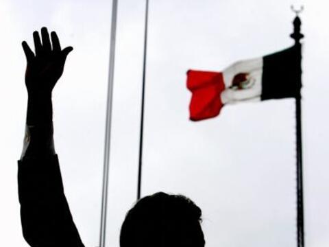 Esta tradición de cada festejo de la independencia mexicana se ll...