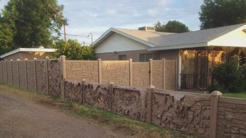 El extremo calor en Arizona está derritiendo objetos en las calles y viv...