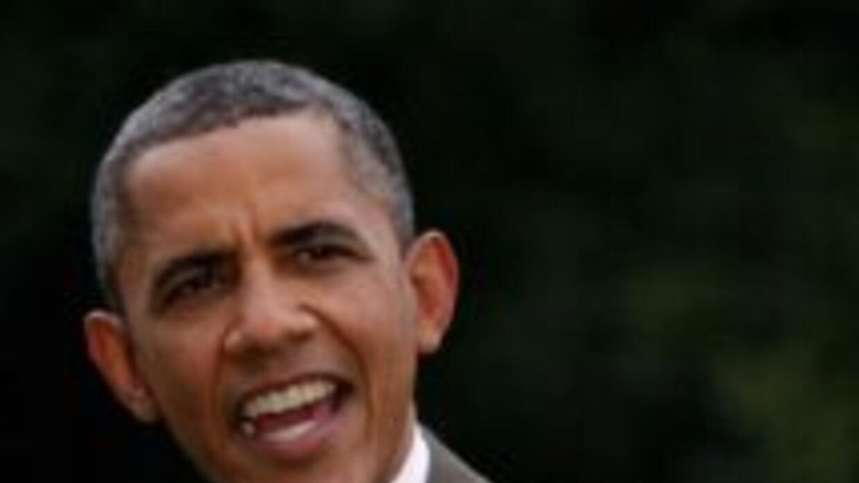 El presidente Barack Obama instó una vez más a los republicanos a aproba...