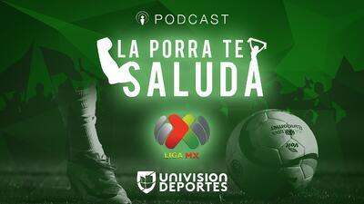 Escucha cada semana 'La porra te saluda' un podcast de Univision...