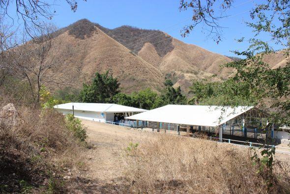 El segundo de sus escondites se encuentra ubicado en la Sierra de Aguili...