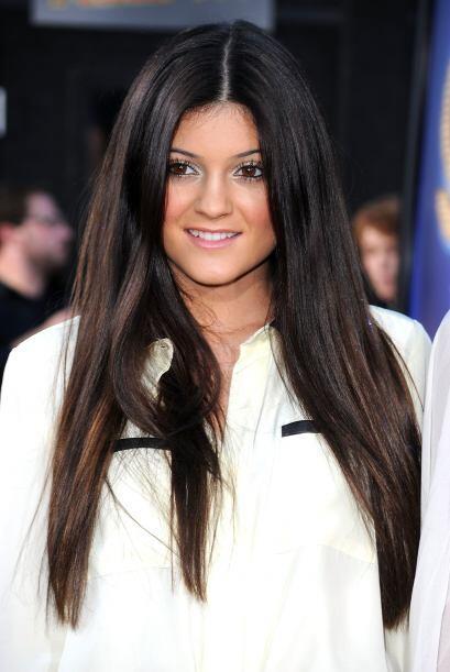 Kyile Jenner, de 14 años, es hija de Kris y Bruce Jenner.