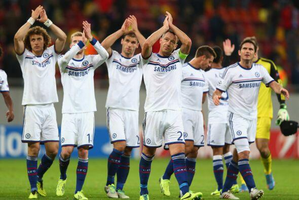 Frank Lampard puso el 4-0 definitivo y los 'Blues' mejoraron su imagen e...