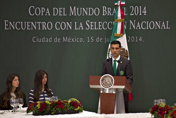 Rafael Márquez sin embargo apuntó que se fracasó en la justa mundialista.