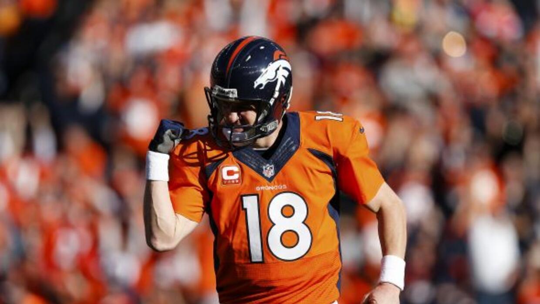Peyton Manning consiguió su quinto JMV en la velada antes de su intento...