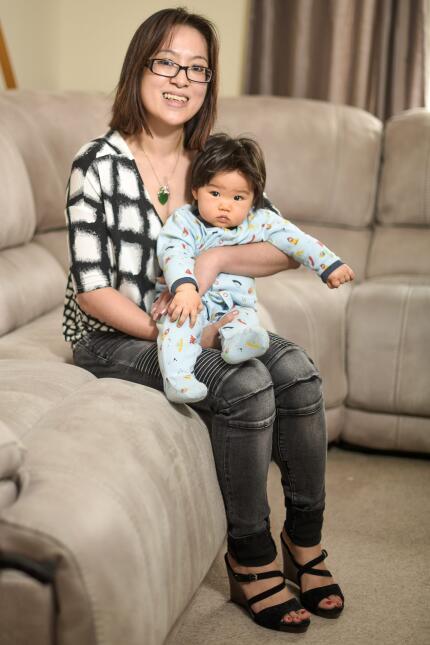 Un milagro sucedió cuando recostaron al bebé al lado de su madre