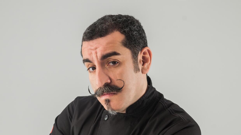 El chef tabasqueño Aquiles Chávez
