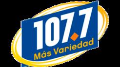 107.7 FM Mas Variedad
