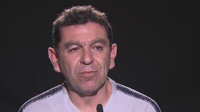 Historia en corto: David Patiño acepta que como jugador tuvo una etapa de soberbia y arrogancia