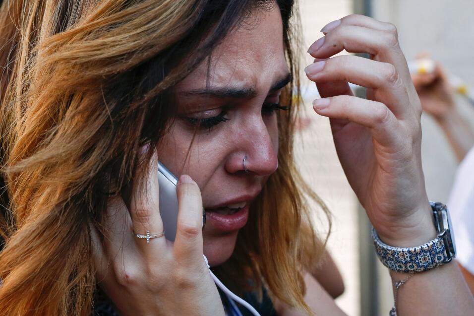 Muere una de la seis víctimas de un segundo ataque terrorista en España,...