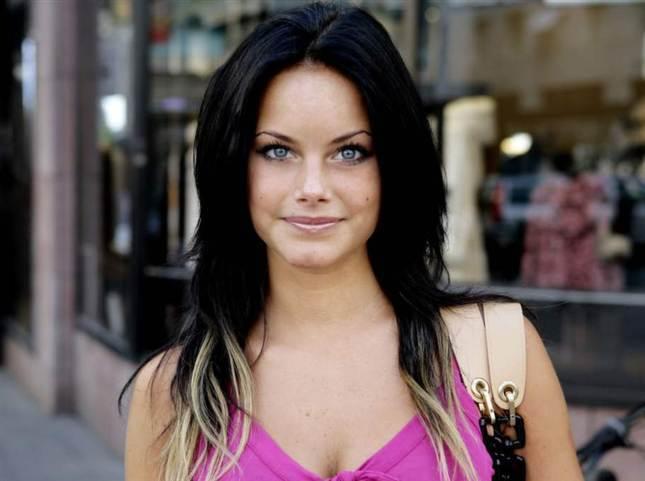 La nueva princesa de Suecia, Sofia Hellqvist