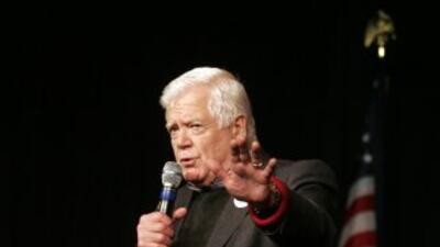 El congresista de Washinton, el demócrata Jim McDermott.