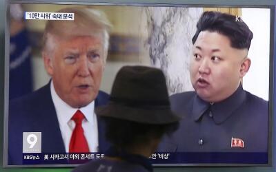 Se intensifican las presiones contra el régimen de Kim Jong Un tr...