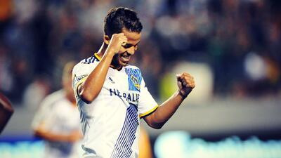 Giovani dos Santos: 'En LA Galaxy seguiré mejorando como jugador'