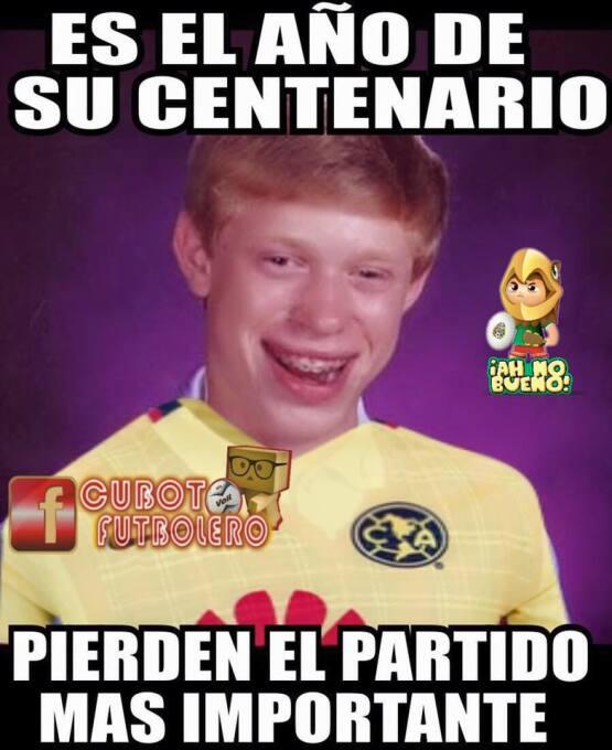 Chivas goleó y 'bailó al América en el clásico nacional y los memes...