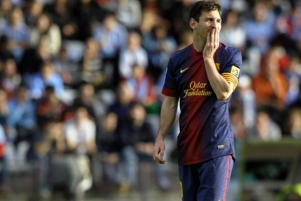 El Barcelona extraño a jugadores como Xavi e Iniesta.