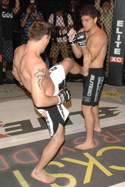 #5 Nick Díaz: experto en boxeo y jiu-jitsu brasileño, ha enfrentado a gr...