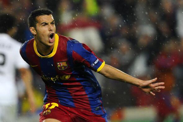 Pedro Rodríguez: Acumula trece goles en el campeonato, lo que es...