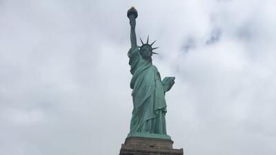 Las fotos del viaje a Nueva York de Raúl El Pelón