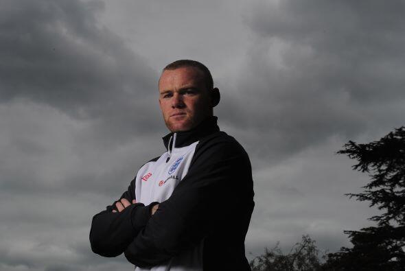 Inglaterra jugó en la Eliminatoria rumbo a la Eurocopa del 2012 ante Bul...