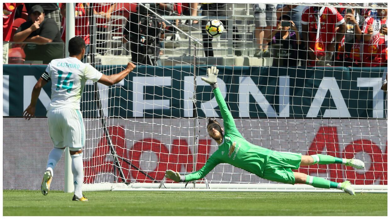 Casemiro fue héroe y villano del Real Madrid.