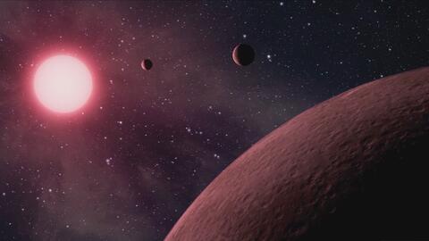 La NASA anuncia el descubrimiento de 219 posibles planetas