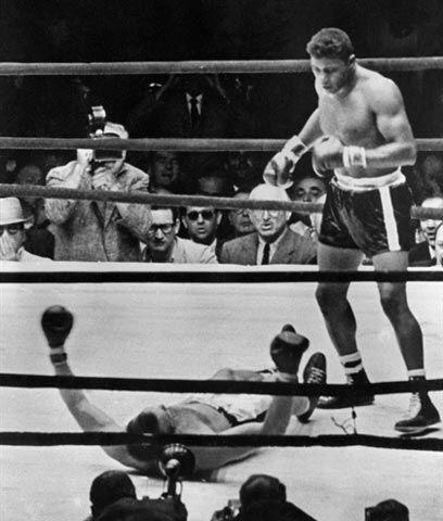 La gran revanchaOtra rivalidad histórica fue la de Floyd Patterson e Ing...