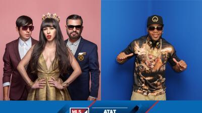 Trío mexicano Belanova y rapero Flo Rida ofrecerán un concierto gratuito en la semana del MLS All-Star Game