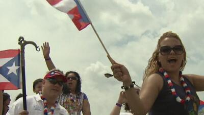 El desfile puertorriqueño de Chicago vuelve después de una ausencia de 5 años