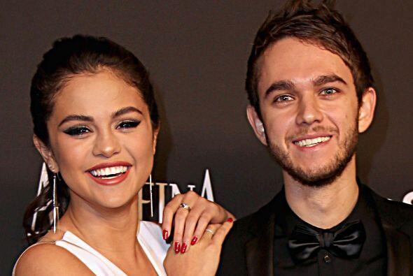 Hace un par de semanas se reportó que Selena Gomez y Zedd habían termina...