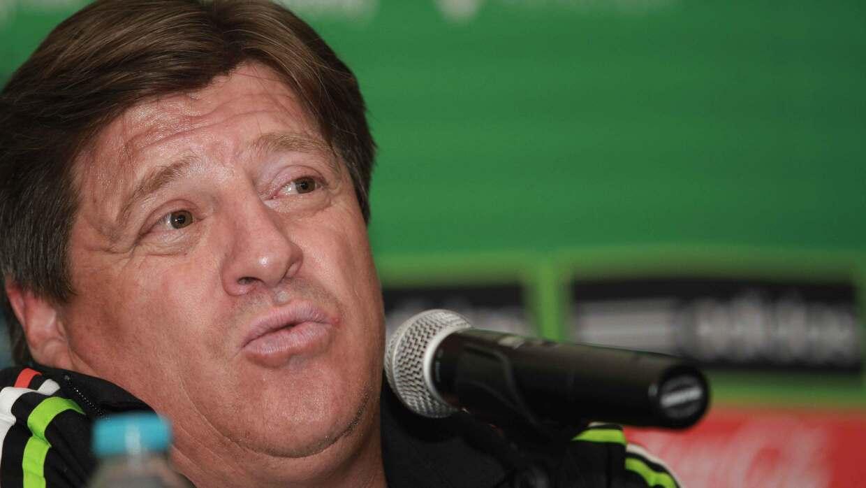 Miguel 'Piojo' Herrera: ''Hay sólo un pend... que me ataca'' GettyImages...
