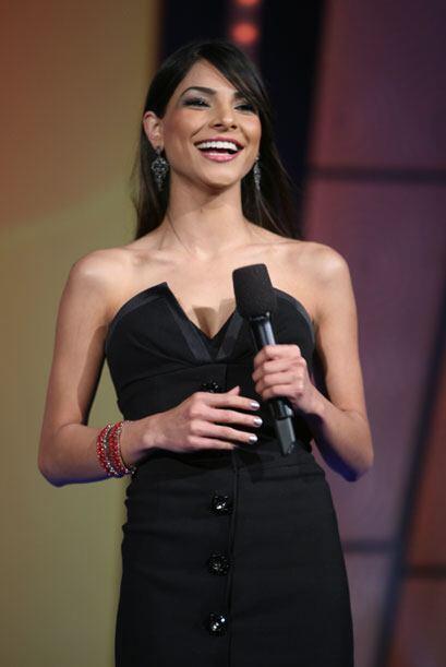 Alejandra fue la primera Nuestra Belleza Latina en el 2007, a partir de...