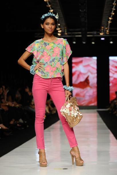 Pantalones rosados lograrán que cautives a cualquiera que se te ponga en...