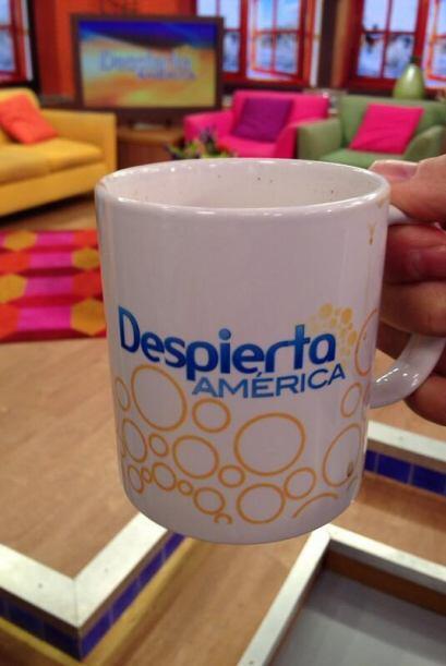 """""""¿¿Gustan un cafécito?? ¡¡Buenos días!! Listos para @DespiertaAmeric a d..."""