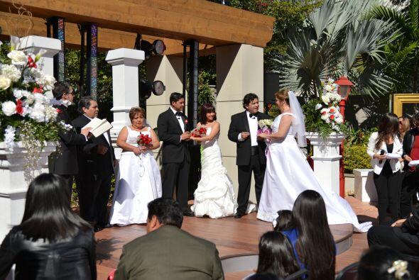 Belquis y Jaime llevan casados 17 años, él es de Ecuador y ella orgullos...