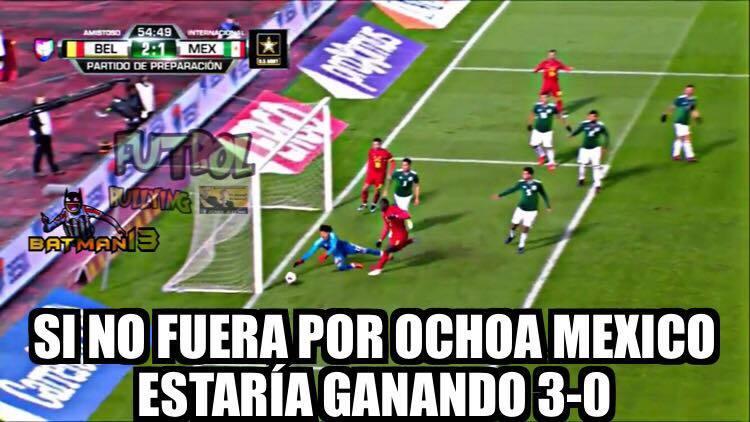 EN VIVO: México vs. Bélgica, partido amistoso 2017 23471901-186220089742...