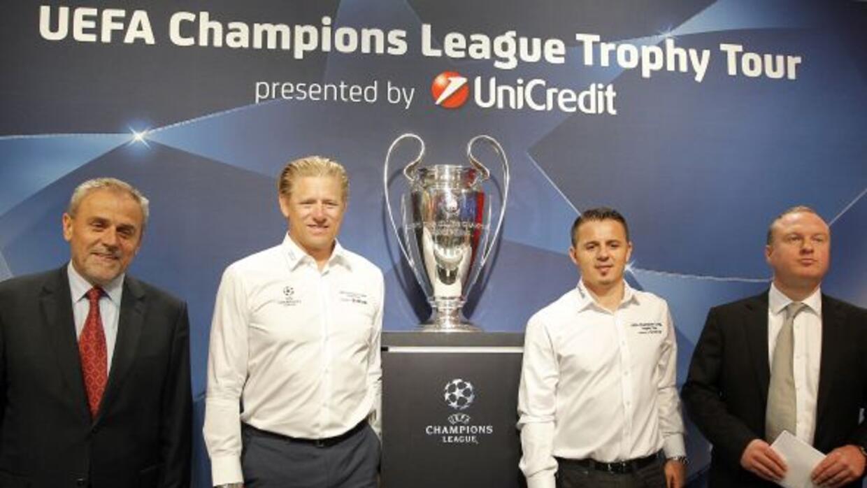Se dio a conocer el itinerario de la próxima Liga de Campeones.