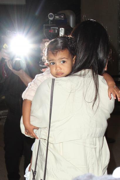 Pero ser hijo de celebridades como Kim y Kanye tiene su lado negativo. L...