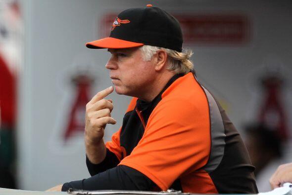 El sufrido Buck Showalter dirigirá a los Orioles por tercer año consecut...