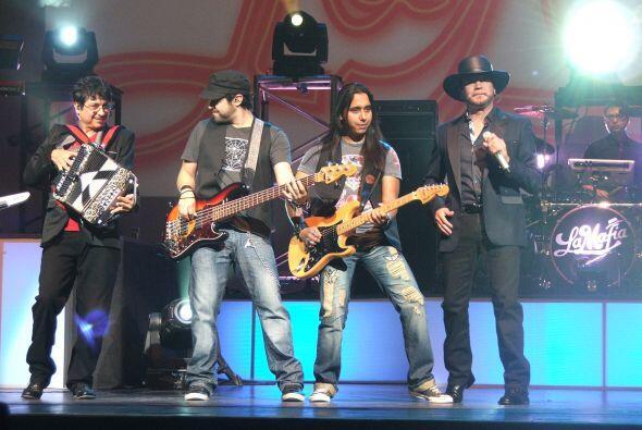 El Grito 2012 - La Mafia