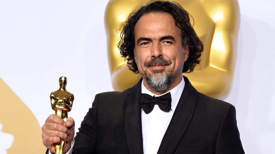Alejandro González Iñarritu Oscar 2016