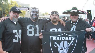Así se vivió el color de la NFL en México