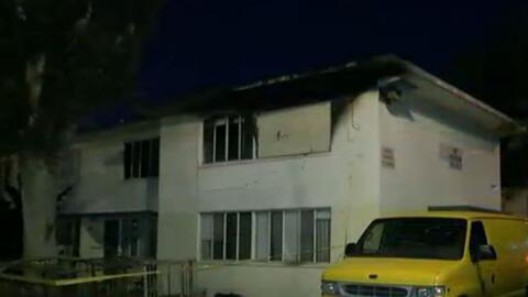 'Los Ángeles en un Minuto': un menor de edad resultó herido tras grave i...
