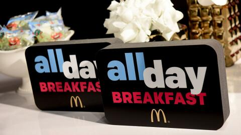 La empresa de fast food celebra esta semana su reunión anual de a...
