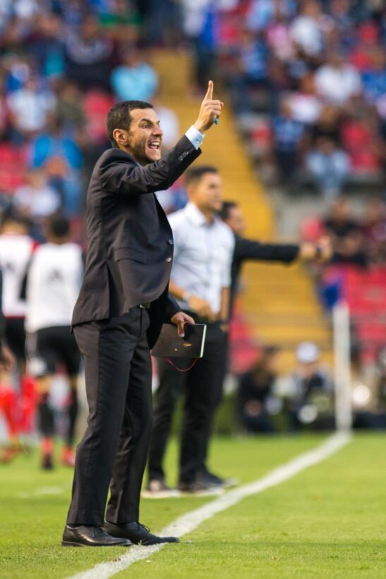 Los Xolos liquidaron a los Gallos en el Estadio Corregidora 20170412_324...
