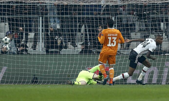 En fotos: Porto empató ante Besiktas y tiene el destino en sus manos ap-...