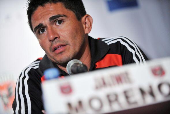 Jaime Moreno Morales nació en Santa Cruz de la Sierra en Bolivia, e hizo...